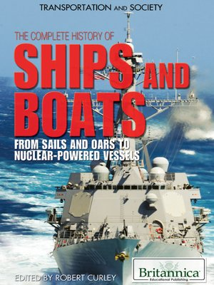cover image of The Complete History of Ships and Boats