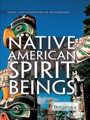 cover image of Native American Spirit Beings