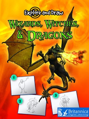 cover image of Wizards, Witches, and Dragons