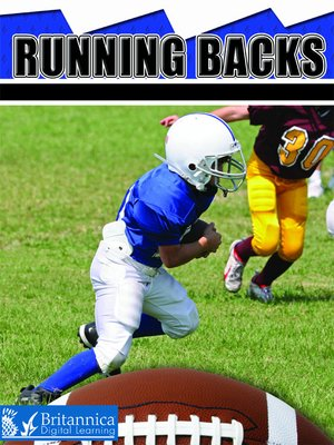 cover image of Running Backs