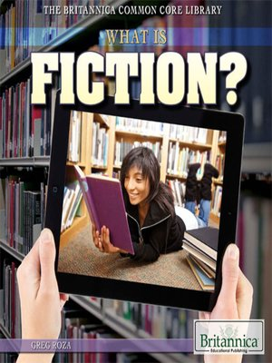 cover image of What Is Fiction?