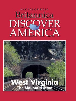 cover image of West Virginia: The Mountain State