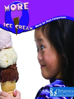 cover image of More Ice Cream