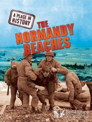 cover image of The Normandy Beaches