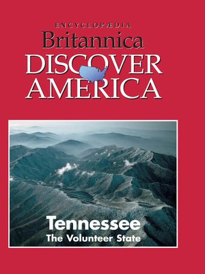 cover image of Tennessee: The Volunteer State