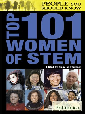 cover image of Top 101 Women of STEM