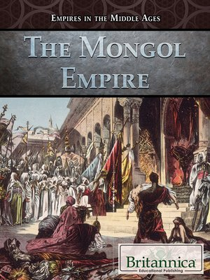 cover image of The Mongol Empire