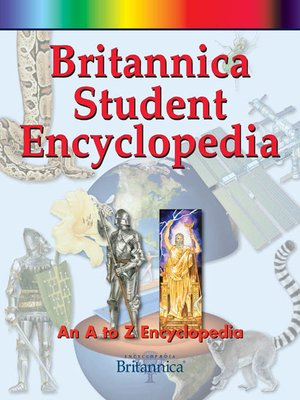 cover image of Britannica Student Encyclopedia