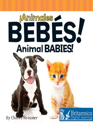 cover image of Animales bebés (Animal Babies)