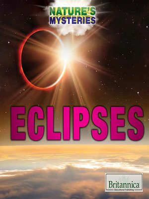 cover image of Eclipses