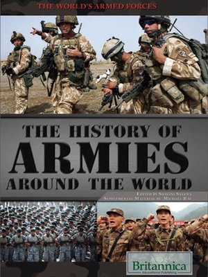cover image of The History of Armies Around the World
