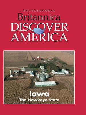 cover image of Iowa: The Hawkeye State