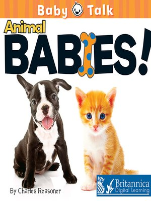 cover image of Animal Babies!