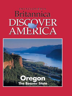 cover image of Oregon: The Beaver State