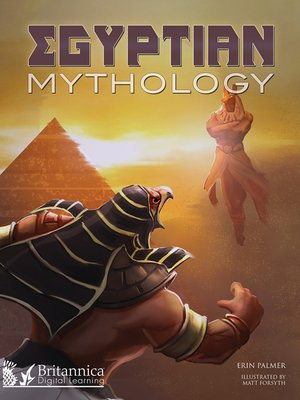 cover image of Egyptian Mythology