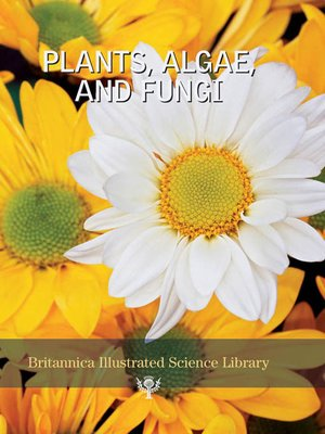 cover image of Plants, Algae, and Fungi