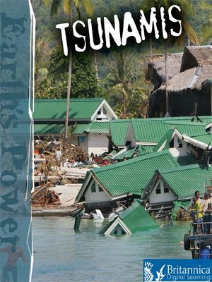cover image of Tsunamis
