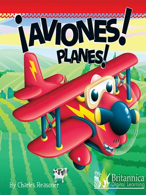 cover image of Aviones (Planes)