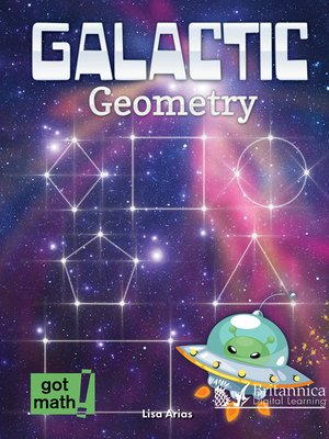 cover image of Galactic Geometry