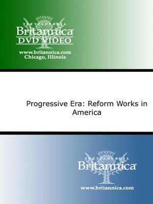 cover image of Progressive Era