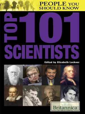 cover image of Top 101 Scientists