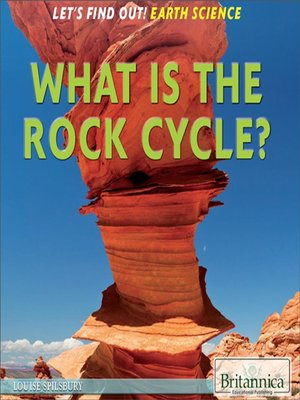 cover image of What Is the Rock Cycle?