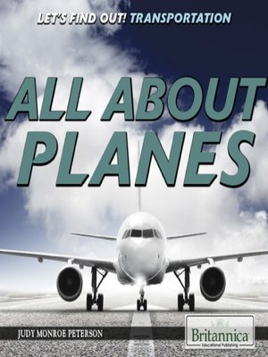 cover image of All About Planes