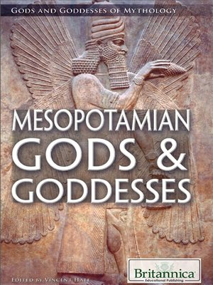 cover image of Mesopotamian Gods & Goddesses