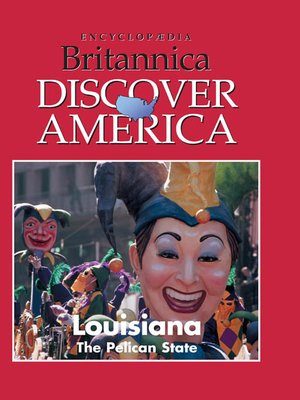 cover image of Louisiana: The Pelican State