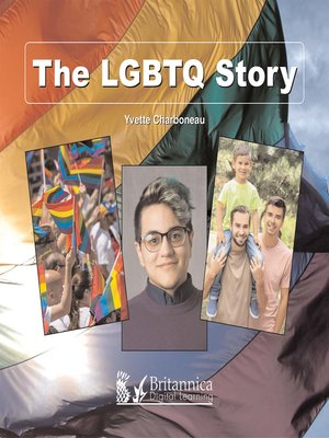 cover image of The LGBTQ Story