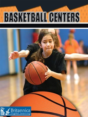 cover image of Basketball Centers