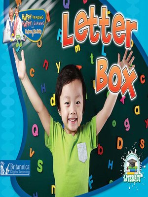 cover image of Letter Box