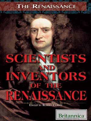 cover image of Scientists and Inventors of the Renaissance