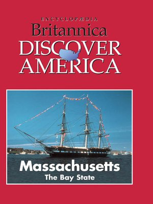 cover image of Massachusetts: The Bay State