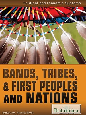 cover image of Bands, Tribes, & First Peoples and Nations