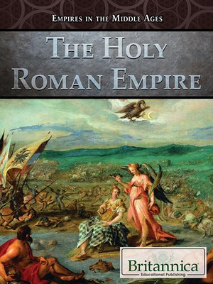 cover image of The Holy Roman Empire