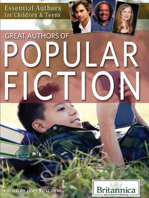 cover image of Great Authors of Popular Fiction