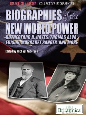 cover image of Biographies of the New World Power