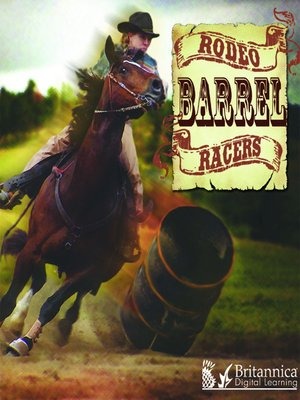 cover image of Rodeo Barrel Racers