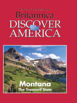 cover image of Montana: The Treasure State