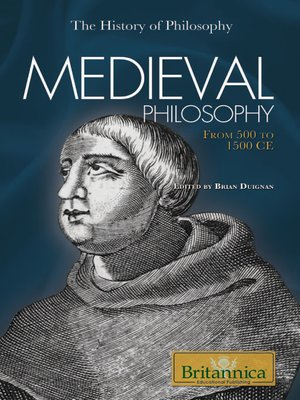 cover image of Medieval Philosophy