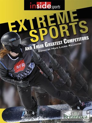cover image of Extreme Sports and Their Greatest Competitors
