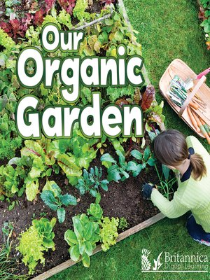 cover image of Our Organic Garden
