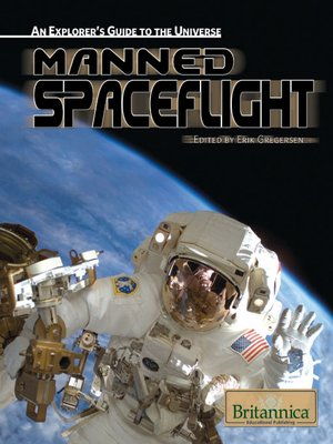cover image of Manned Spaceflight