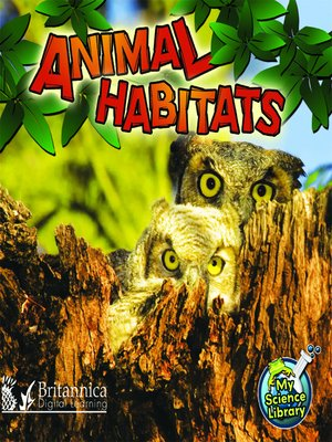 cover image of Animal Habitats