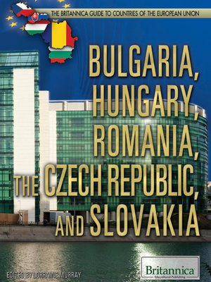cover image of Bulgaria, Hungary, Romania, the Czech Republic, and Slovakia