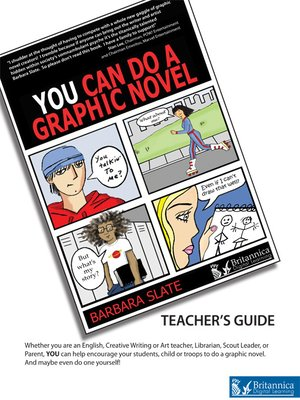 cover image of You Can Do a Graphic Novel Teacher's Guide