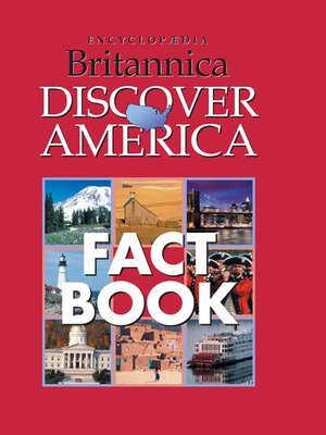 cover image of Discover America: Fact Book