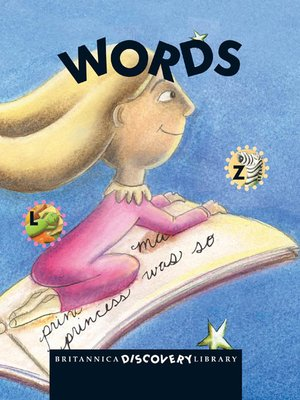cover image of Britannica Discovery Library: Words