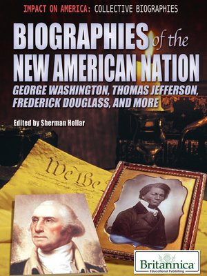 cover image of Biographies of the New American Nation